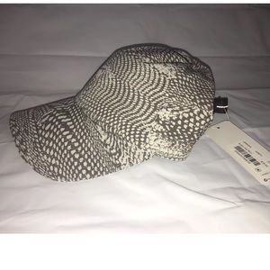Lululemon New Baller Cap Run Hat Gray Metal Vapor